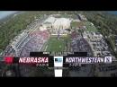 NCAAF 2018 Week 07 Nebraska Cornhuskers Northwestern Wildcats 1H EN