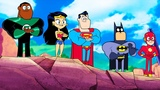 Justice League Scene | Teen Titans Go! To The Movies (2018) Movie Clip HD