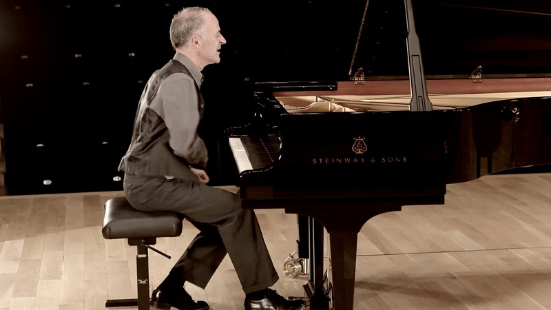 William Albright - Pianoagogo