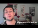 Midwestern American accent