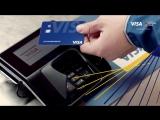 Акция АЗС «Газпромнефть» и Visa