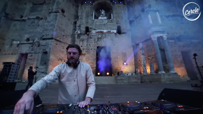 Solomun @ Théâtre Antique dOrange for Cercle