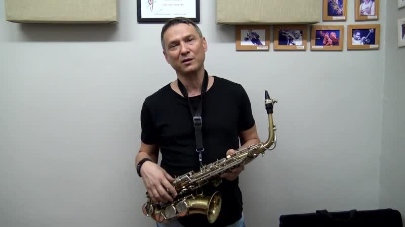 Обзор чешского альт саксофона Super classic. Overview of Czech Alto Saxophone Super classic
