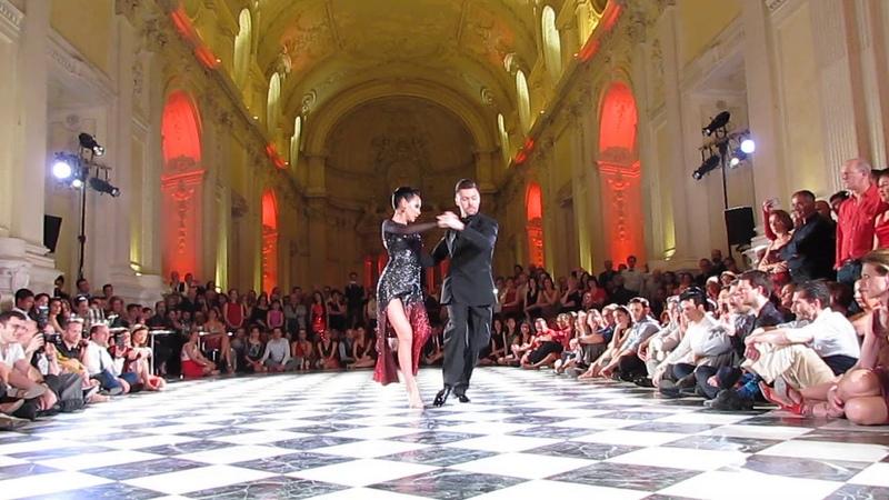 D.Vasin S.Khamzina Torino Tango Festival 2019 2-4