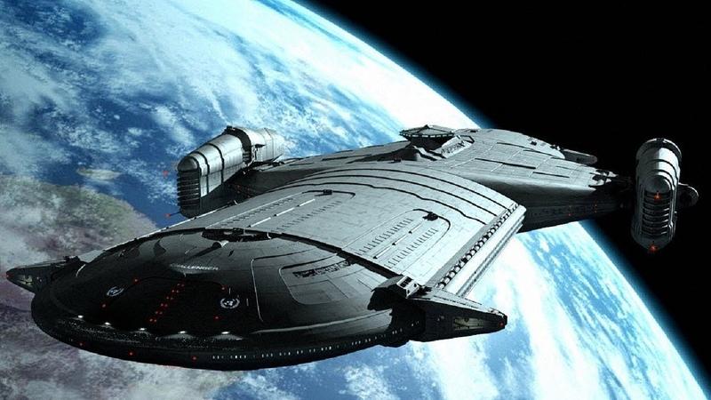 Видео НЛО которое сняли астронавты МКС Учёные давно знают кто это но молчат Док фильм