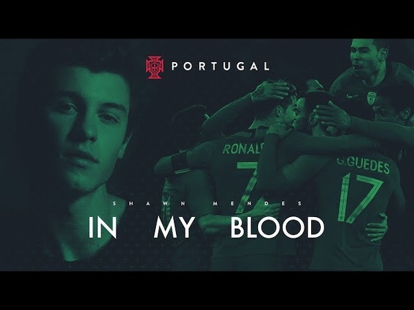 Shawn Mendes x Portugal FPF Official World Cup Song