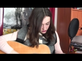 The Black Keys - Lonely Boy (acoustic guitar cover)