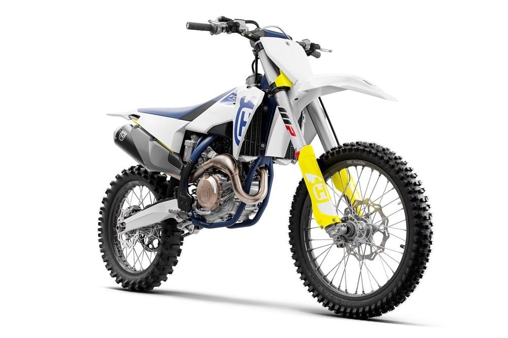 Кроссовые мотоциклы Husqvarna FC 450 / 350 / 250 2020