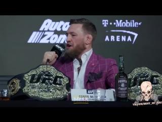 ХАБИБ МАКГРЕГОР ПОЛНАЯ ПРЕСС КОНФЕРЕНЦИЯ UFC 229