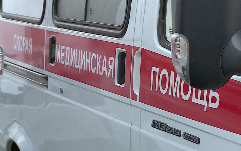 Молодая девушка пострадала в ДТП по дороге на Романтик