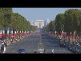 Bastille Day parade 2018