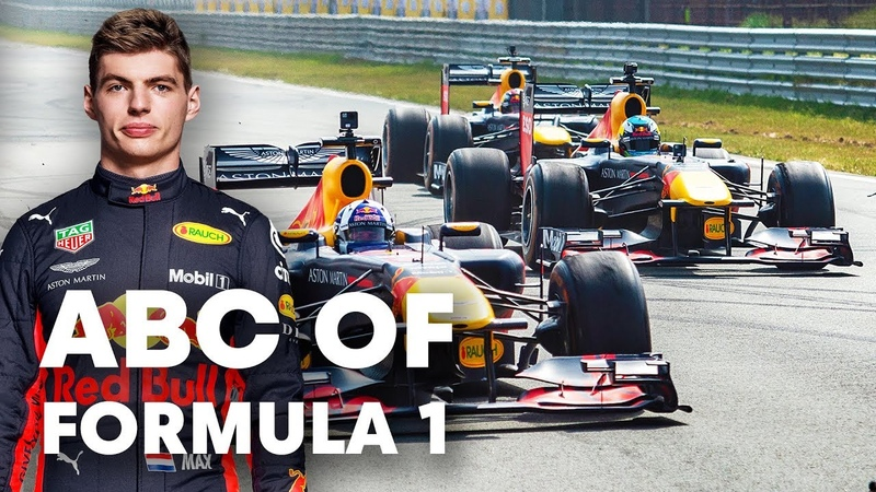What does F stand for in F1?   ABC of Formula 1 Part 2