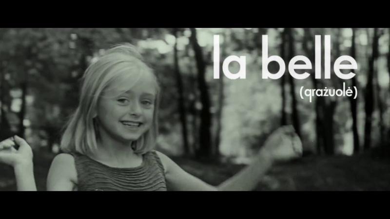 LA BELLE d'Arūnas Žebriūnas - Bande Annonce (2018)
