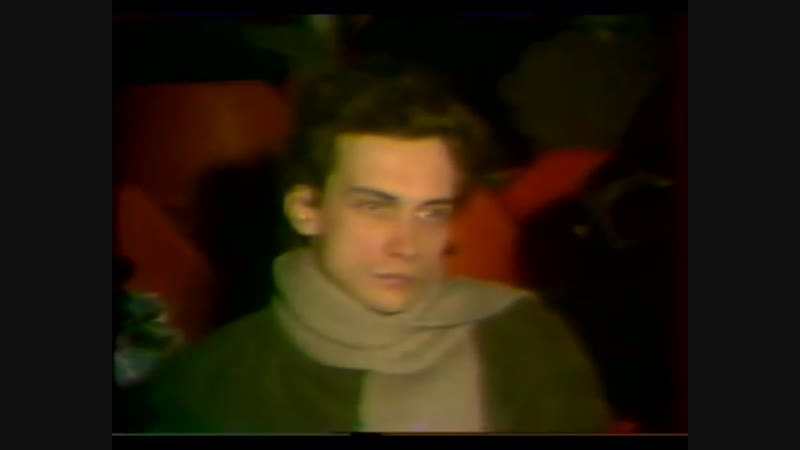 "80s Soviet Synthpop. Alliance - Na Zare (At dawn - 1987 Clip from the program _""The View_"")"
