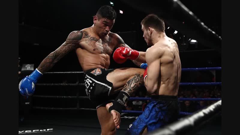 Fair Fight 7: Джонатан Оливейра (Бразилия) — Александр Саночкин (Россия)   Кикбоксинг