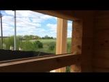 Дом из профилированного бруса камерной сушки построенный ПСК Рубкоффф в д.Морозо
