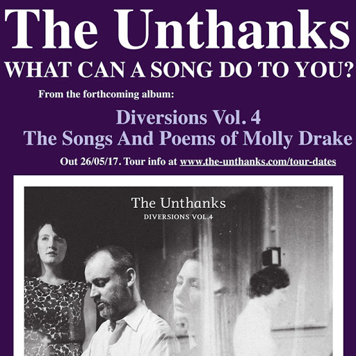 The Unthanks альбом What Can a Song Do to You?