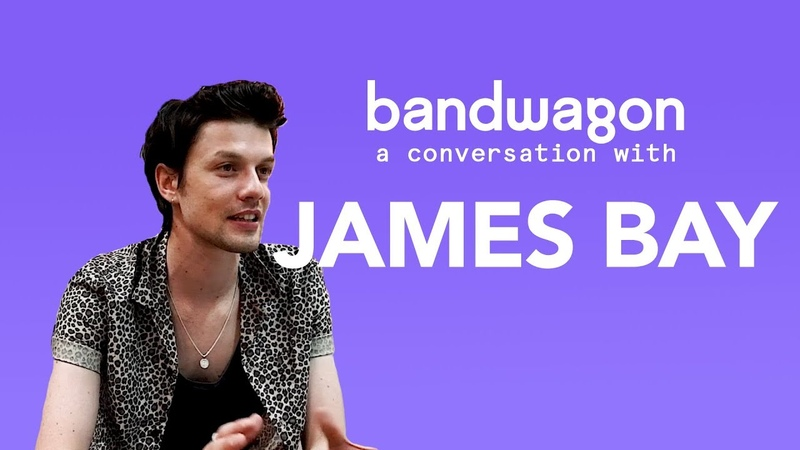 A Conversation with James Bay