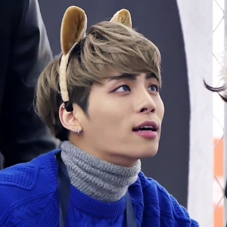 """김종현 👼 on Instagram """"Our adorable pup 🤗 jonghyun jonghyunshinee kimjonghyun shineejonghyun rosesforjonghyun blingblingjonghyun youdidwelljo..."""