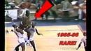 Michael Jordan Crazy Switch-Hand Layup vs Cavaliers! Bill Russell Loves It! 1986-RARE