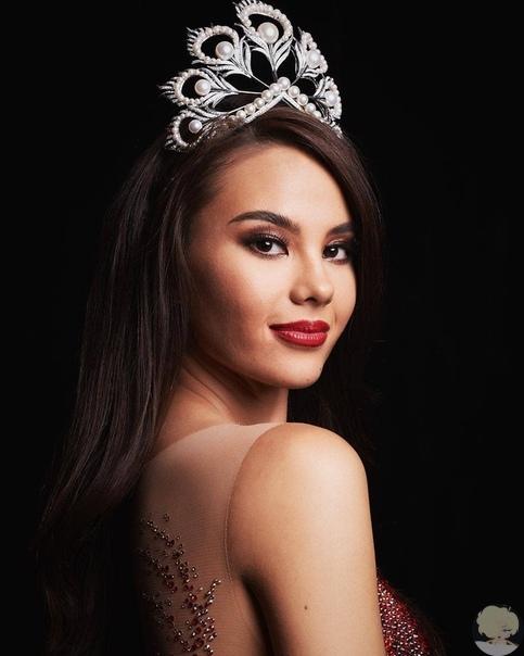 """Конкурс """"Мисс Вселенная  2018"""" выиграла представительница Филиппин Катриона Грэй"""