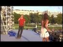 Enrique Iglesias et Nadiya Tired of Being Sorry Fete de la Musique 21 06 2008