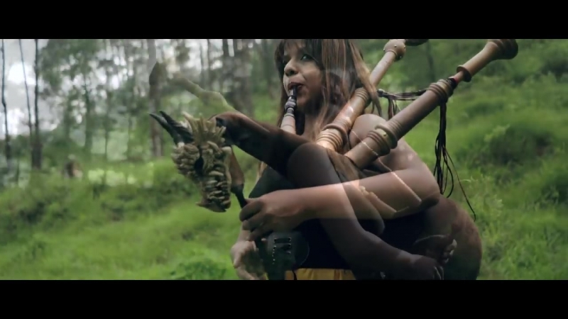 Amazing Grace Bagpipes - The Snake Charmer (Barcelona Pipe Band)