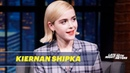 Kiernan Shipka Discovered Her Cat Allergy on the Set of Chilling Adventures of Sabrina