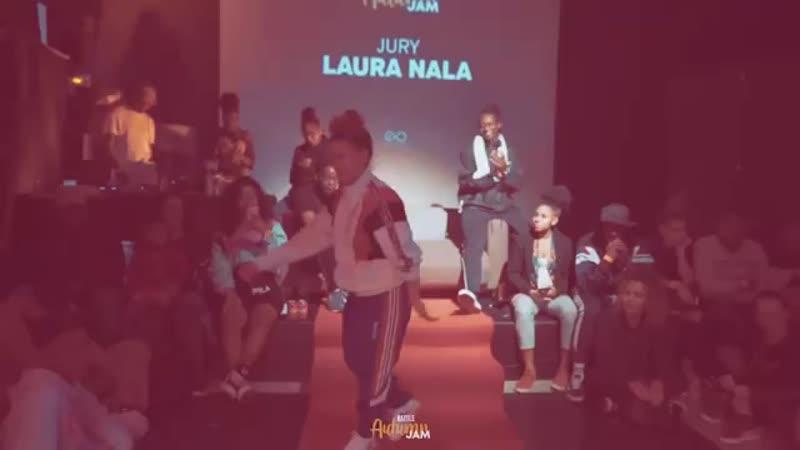 Laura_nala5 Judge Demo Battle Autumn Jam