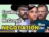 Conor McGregor VS Donald Cerrone in the works