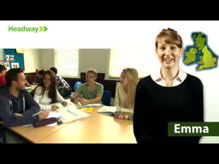 Headway 5ed Beginner Students book Video Unit 1