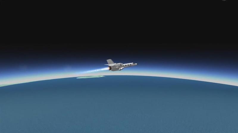 СТРОИМ СВЕРХЗВУКОВОЙ ЛАЙНЕР КСП|BUILDING A SUPERSONIC LINER KSP Kerbal Space Program