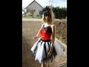 B06W2KG4JM Yidarton Jupon Femme Style Année 50 Jupon Rockabilly Tutu Vintage Petticoat Robe Jupe Tu