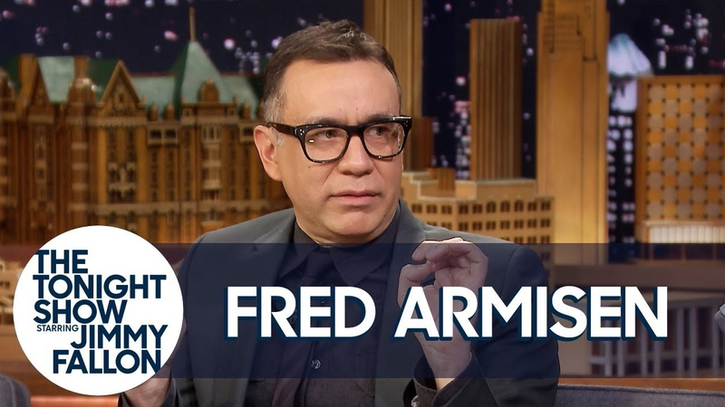 Fred Armisens Impressions of Accents Through the Decades