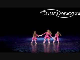 Бандари иранский народный танец - школа танца Диваданс