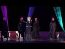 шоу Космическая фантасмагория - Один в один Мария Королёва в образе Dalida - Kalimba De Luna г. Железногорск 2018