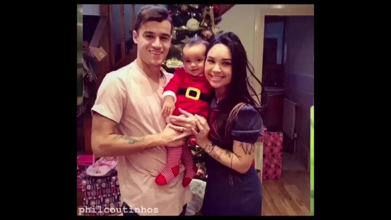 Coutinho's family