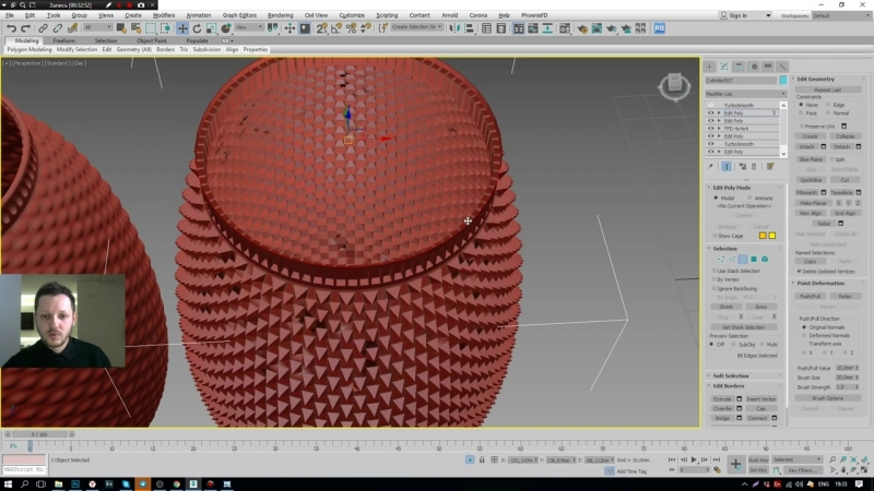3Ds MAX. Фотореализм в деталях. Встреча 1. Моделинг. (Артем Куприяненко - CG Incubator Academy)