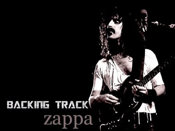 Chungas Revenge Backing Track By Frank Zappa