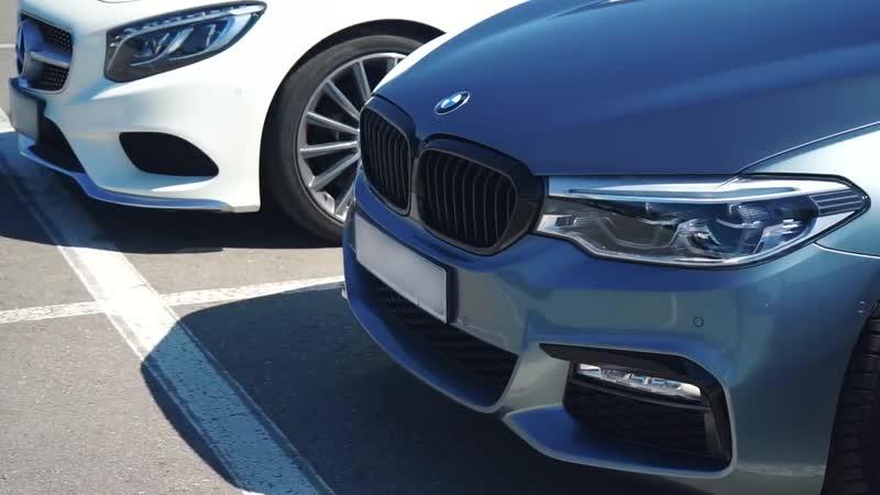 Зашитые Skoda Octavia 4x4 и VW Golf GTI гоняются с Mercedes C63 AMG BMW 540 g30 и Mercedes S500 Coupe