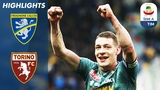Frosinone 1-2 Torino Visitors Come From Behind To Win! Serie A