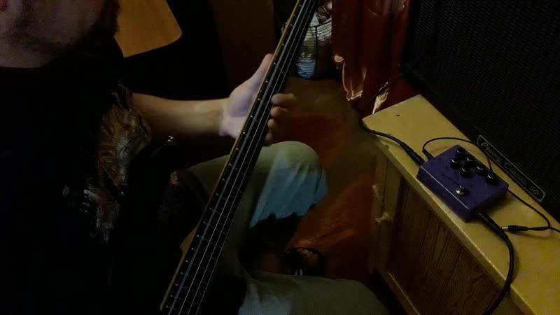 Carvin B4 USAYetti Custom Bass Driver