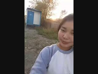 Зарина Құдайбергенова - Live