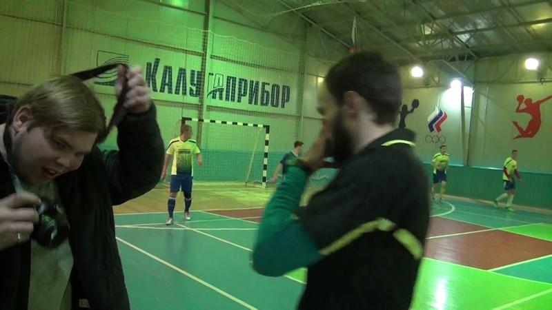 ФК Агонь ФК Генератор 2 тайм