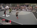 FIBA 3x3 World Tour: Saskatoon - 1/2 FINAL - Liman VS. Winnipeg AP (22-07-2018)