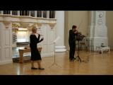 19 июля 2018 года. Органный концерт Harmonia Mundi. Таврический дворец, Санкт-Петербург.