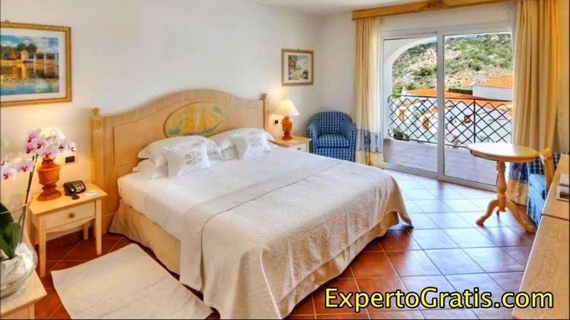 Grand Hotel Poltu Quatu Sardegna, Porto Cervo, Italy