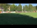Первый гол на тренировочном сборе