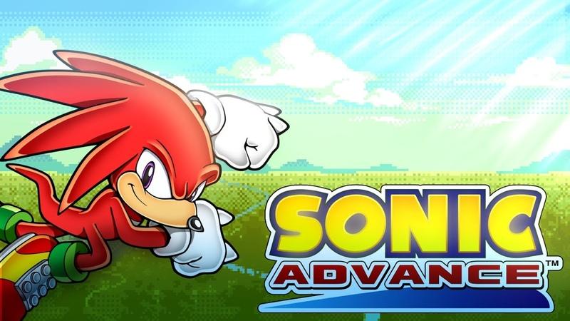 [TAS] Sonic Advance - Runthrough as Knuckles