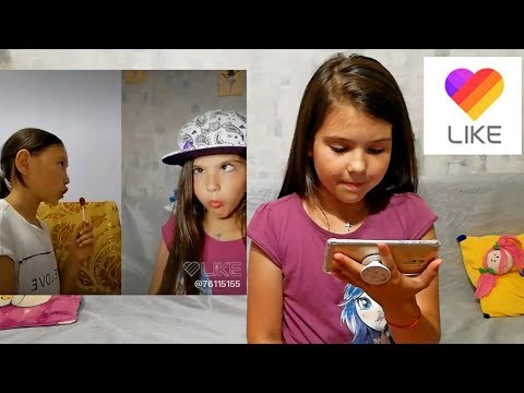 Реакция на видео подписчиков в LIKE. Смотрю видео в ЛАЙК! 9. Маша Машуня